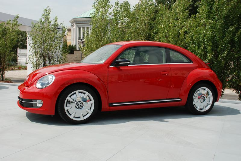 First Drive: 2012 Volkswagen Beetle auto articles