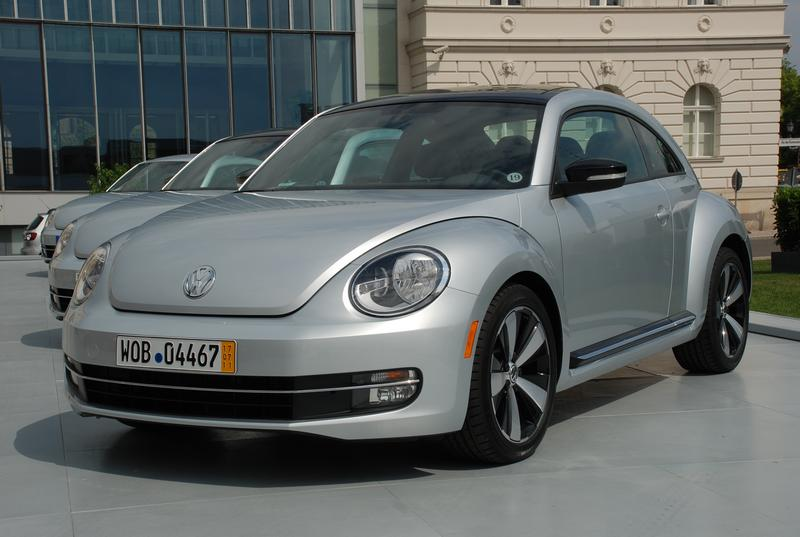 First Drive: 2012 Volkswagen Beetle volkswagen videos reviews first drives auto articles